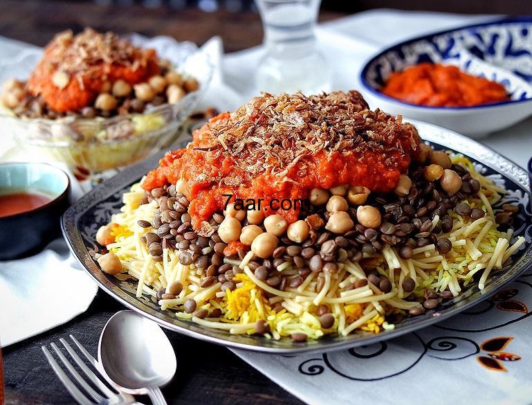Photo of طريقة عمل العدس بجبة للكشري بطريقة المحلات