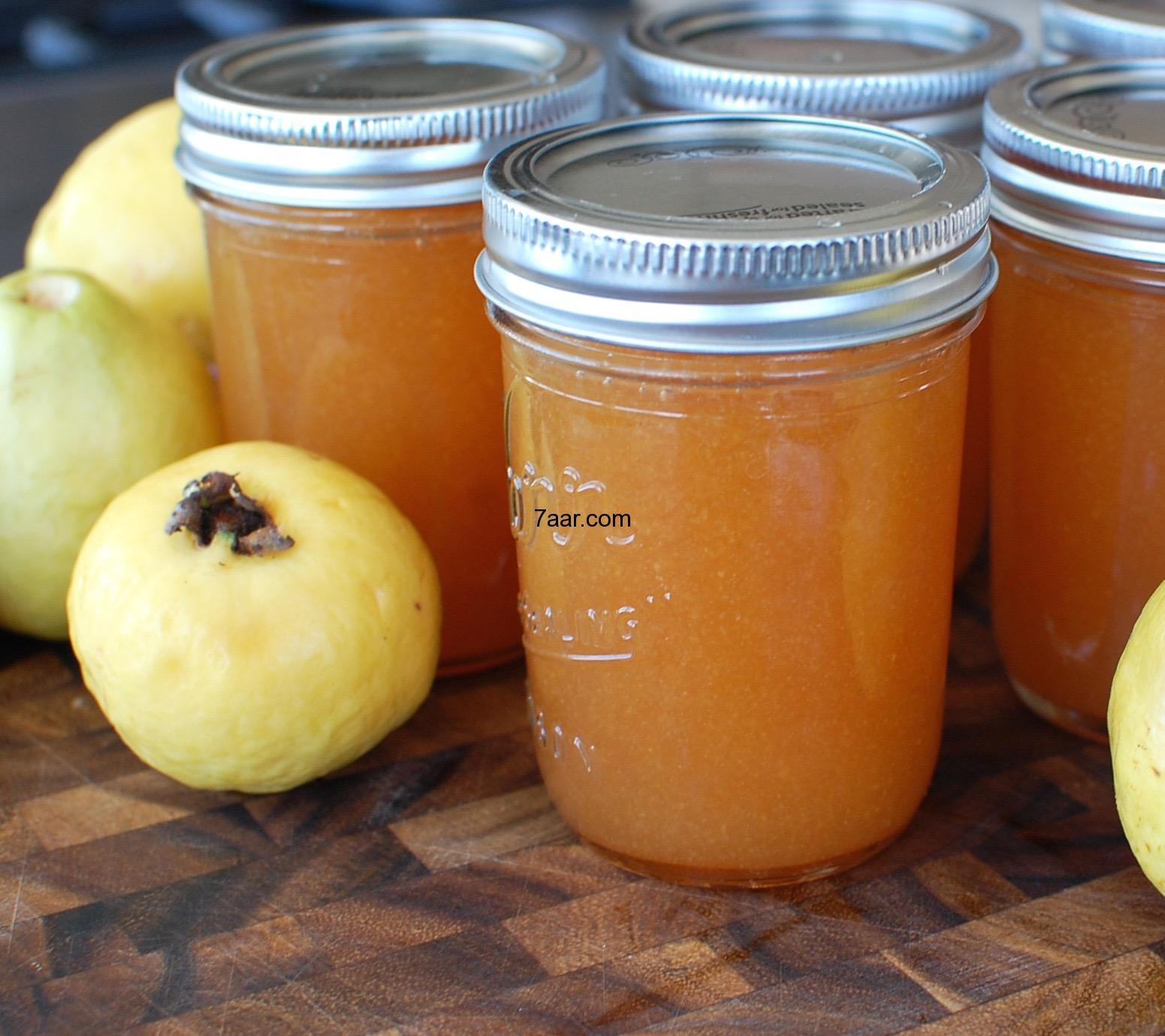 طريقة عمل مربى الجوافة في البيت بسهولة