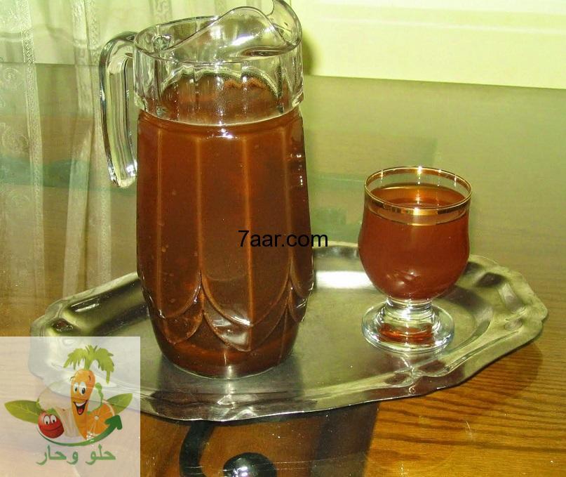 طريقة عمل مشروب الدوم اللذيذ فى المنزل